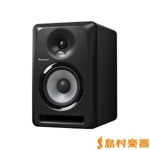 Pioneer DJ パイオニア S-DJ50X パワードモニタースピーカー ブラック 1台 SDJ50X|島村楽器 PayPayモール店