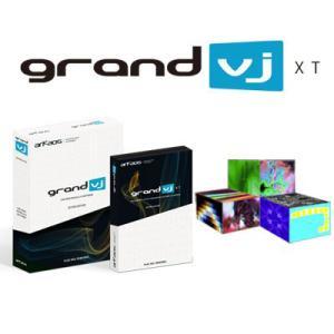 ArKaos アルカオス GrandVJ 2 XT 映像編集ソフト GrandVJ 2 + VideoMapper|島村楽器 PayPayモール店