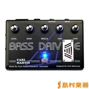 Carl Martin カールマーチン Bass Drive ベース用オーバードライブ|shimamura