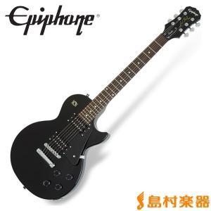 Epiphone エピフォン レスポール スタジオ Les Paul Studio Ebony エレ...