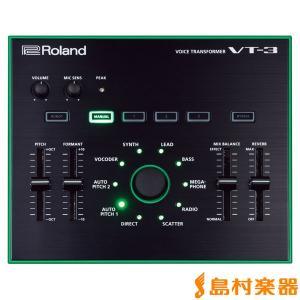 Roland ローランド AIRA VT-3 Voice Transformer 〔VT3〕