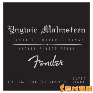 Fender フェンダー YNGWIE MALMSTEEN SIGNATURE ELECTRIC G...
