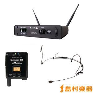 LINE6XD-V55HS ワイヤレスマイクシステム 〔ヘッドセット〕 〔ブラック〕 〔XDV55HS〕〔国内正規品〕