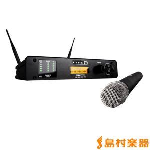 LINE6XD-V75 ワイヤレスマイクシステム 〔XDV75〕〔国内正規品〕