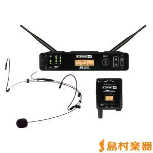 LINE6XD-V75HS ワイヤレスマイクシステム 〔ヘッドセット〕 〔ブラック〕 〔XDV75HS〕〔国内正規品〕