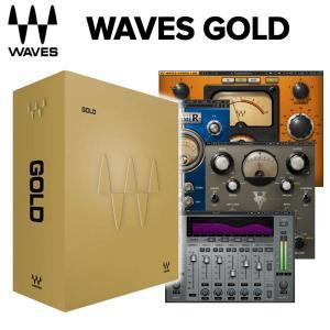 WAVES ウェーブス Gold ゴールド バンドル プラグインソフト