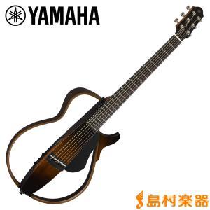 YAMAHA ヤマハ サイレントギター SLG200S TBS(タバコブラウンサンバースト) スチー...