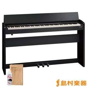 Roland ローランド 電子ピアノ 88鍵盤 F-140R CB (黒木目調仕上げ) F140R〔...