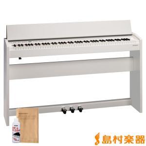 Roland ローランド 電子ピアノ 88鍵盤 F-140R WH (ホワイト) F140R〔配送設...