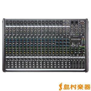 [特価 2019/09/30迄]MACKIE マッキー ProFX22v2 22チャンネルプロフェッショナルエフェクターUSB I/O内蔵ミキサー|shimamura