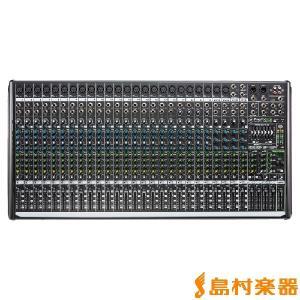 [特価 2019/09/30迄]MACKIE マッキー ProFX30v2 30チャンネルプロフェッショナルエフェクターUSB I/O内蔵ミキサー|shimamura