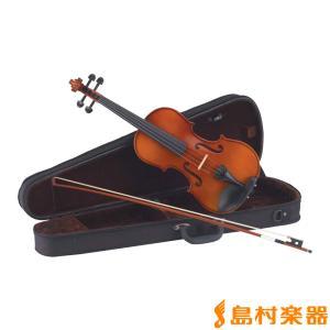 演奏に必要な物を揃えたバイオリンセットです。○糸巻き(ペグ)VS-1は、糸巻き(ペグ)がエボニー製の...