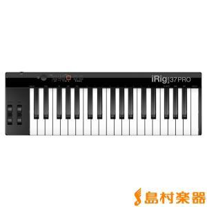 IK Multimedia IKマルチメディア iRig KEYS 37 PRO MIDIキーボード...