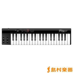 IK Multimedia IKマルチメディア iRig KEYS 37 MIDIキーボード 37鍵...
