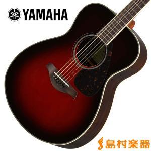 YAMAHA ヤマハ アコースティックギター FS830 TBS(タバコブラウンサンバースト)|shimamura
