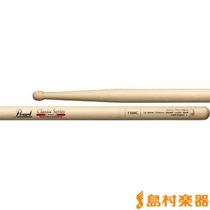 Pearl パール 110HC ドラムスティック 〔1ペア〕