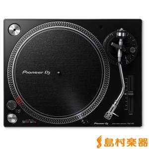 Pioneer DJ パイオニア PLX-500 ブラック ターンテーブル