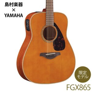 YAMAHA ヤマハ FGX865 T(ティンテッド) アコースティックギター 〔エレアコ〕 〔島村楽器限定〕|shimamura