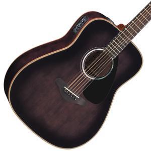 YAMAHA ヤマハ FGX865 TBL(トランスルーセントブラック) アコースティックギター 〔エレアコ〕 〔島村楽器限定〕|shimamura