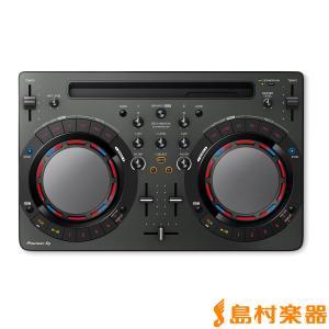 Pioneer DJ パイオニア DDJ-WeGO4-K (ブラック) DJコントローラー DDJWeGO4K|島村楽器 PayPayモール店