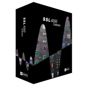 WAVES ウェーブス SSL 4000 Collection バンドル [メール納品 代引き不可]