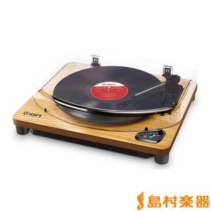 ION AUDIO アイオンオーディオ Air LP WD Bluetooth対応 ターンテーブル レコードプレーヤー