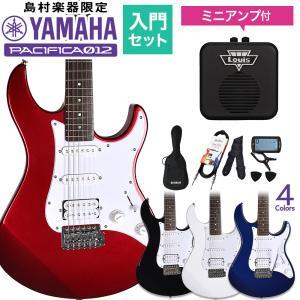 [ミニアンプとアクセサリーがセットになったエレキギター入門セット]【セット内容】・エレキギター本体・...