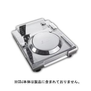 DECKSAVER デッキセーバー DS-PC-CDJ2000 〔 Pioneer CDJ-2000...