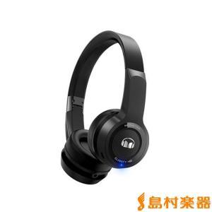 MONSTER モンスター CLARITY HD Wireless ON-Ear ブラック ワイヤレスヘッドホン MH CLY ON BT〔国内正規品〕|shimamura