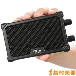 IK Multimedia IKマルチメディア iRig Nano Amp マイクロギターアンプ