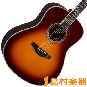 YAMAHA ヤマハ アコースティックギター LL-TA BS TransAcoustic LLTA|shimamura