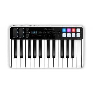 IK Multimedia IKマルチメディア iRig Keys I/O 25 MIDIキーボード...