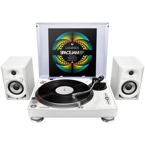 PLX-500、DM-40、レコードプレーヤーセット[セット内容]・アナログターンテーブル Pion...
