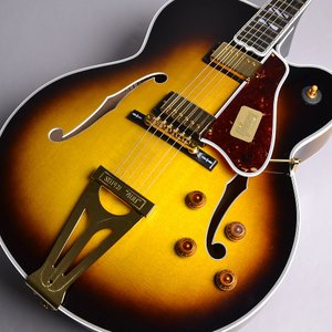 Gibson Custom Shop ギブソン カスタムショップ Super 400 CES Vintage Sunburst S/N:10197001 フルアコギター
