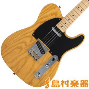 Fender フェンダー Hybrid 50s Telecaster Vintage Natural エレキギター shimamura