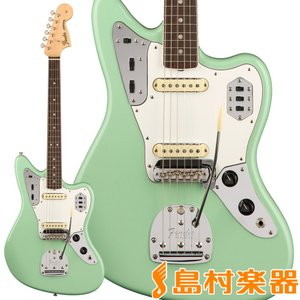 Fender フェンダー American Original '60s Jaguar Surf Gr...