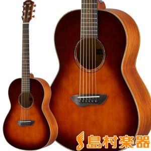 YAMAHA ヤマハ アコースティックギター CSF-3M Tobacco Brown Sunburst スモールサイズ CSF-3M TBS|shimamura|01