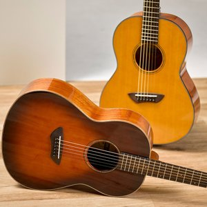 YAMAHA ヤマハ アコースティックギター CSF-3M Tobacco Brown Sunburst スモールサイズ CSF-3M TBS|shimamura|02
