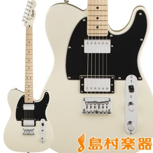 Squier by Fender スクワイヤー テレキャスター Contemporary Telec...