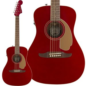 Fender フェンダー Malibu Player Candy Apple Red アコースティッ...