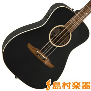 Fender フェンダー Malibu Special Matt Black アコースティックギター...