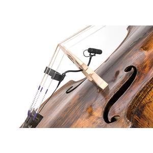 ※楽器は付属しません。自然で透明感のある音質が特長の超単一指向性マイクロホン(ファンタム48V) で...