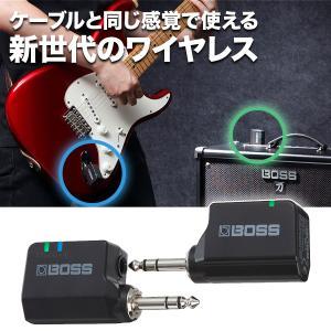 BOSS ボス WL-20 Guitar Wireless System レシーバーワイヤレスシステム WL20