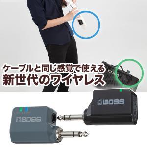 BOSS ボス WL-20L Guitar Wireless System レシーバーワイヤレスシステム WL20L