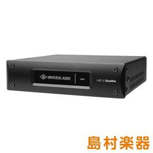 ・Windows PC システム上で、USB 3 接続を介し UAD パワードプラグインを使用・4基...
