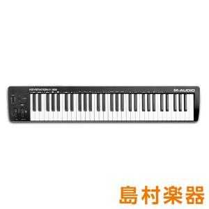 M-AUDIO Mオーディオ Keystation61 MK3 61鍵盤 MIDIコントローラー
