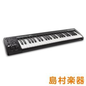 M-AUDIO Mオーディオ Keystation49 MK3 49鍵盤 MIDIコントローラー