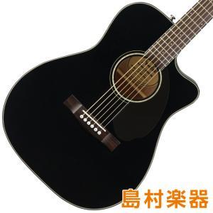 Fender フェンダー CC-60SCE Black アコースティックギター エレアコ