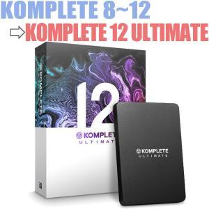 Native Instruments(NI) KOMPLETE 12 ULTIMATE UG版 fo...