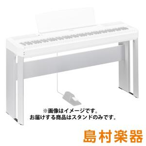 YAMAHA ヤマハ 電子ピアノ 88鍵盤(木製) L-515WH 電子ピアノ スタンド L515WH〔2018年11月1日発売予定〕
